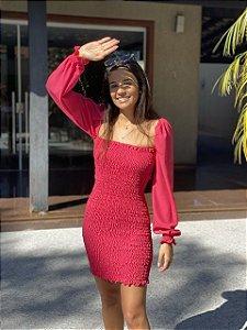 Vestido Catharina Pink