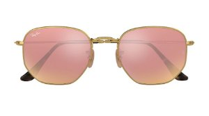 Óculos de Sol Ray-Ban Hexagonal RB3548NL