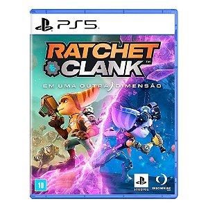 Ratchet & Clank: Em Outra Dimensão - PS5