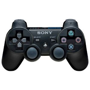 Controle DualShock 3 Preto Seminovo – PS3