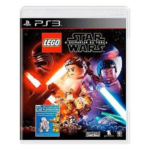 LEGO Star Wars: O Despertar da Força Seminovo - PS3