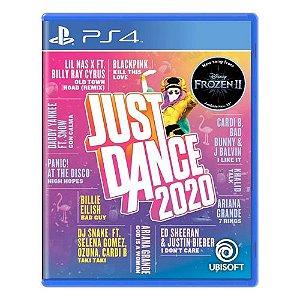 Just Dance 2020 Seminovo - PS4
