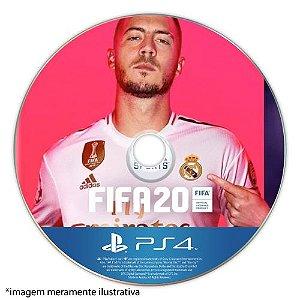 FIFA 20 Seminovo (SEM CAPA) - PS4