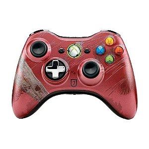 Controle para Xbox 360 Sem Fio Tomb Raider Limited Edition Seminovo