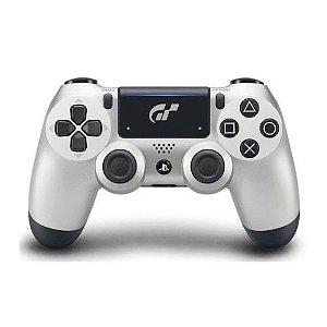 Controle Dualshock 4 - Edição Limitada Gran Turismo Sport Seminovo