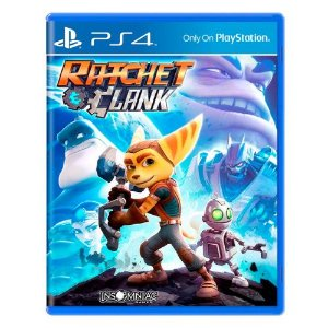 Ratchet & Clank + 3 Meses PS Plus - PS4