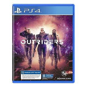 Outriders Seminovo - PS4/PS5