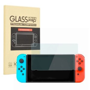 Película de Vidro temperado PRO para Nintendo Switch Tradicional