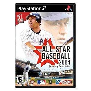 All-Star Baseball 2004 Seminovo - PS2