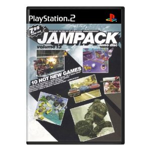 Jampack Volume 13: Demo Disc Seminovo - PS2