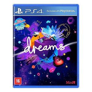 Dreams Seminovo - PS4