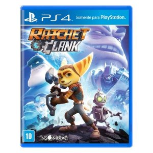 Ratchet & Clank Seminovo (Inglês) - PS4