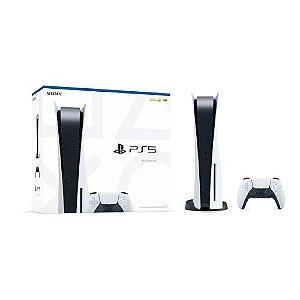 Console PS5 - Playstation 5 - 825GB Com Leitor de Disco Oferta Limitada