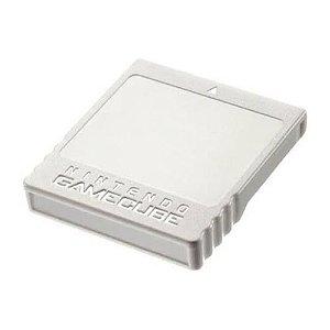 Memory Card Original Nintendo GameCube 1019 Seminovo - GC