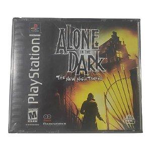 Alone In The Dark: The New Nightmare Original Seminovo - PS1