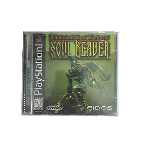 Legacy Of Kain Soul Reaver Seminovo - PS1