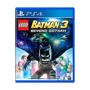 LEGO Batman 3: Beyond Gotham Seminovo - PS4
