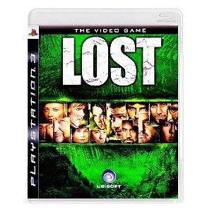 Lost: The Video Game Seminovo - PS3