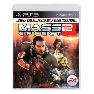 Mass Effect 2 Seminovo - PS3