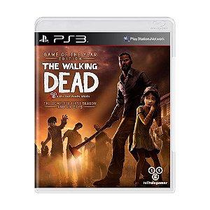 The Walking Dead: The Complete First Season Seminovo - PS3