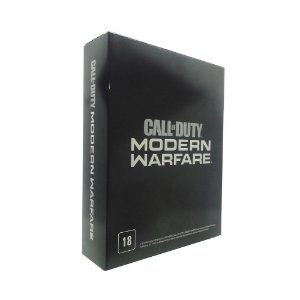 Call of Duty: Modern Warfare (Special Edition) Seminovo - PS4