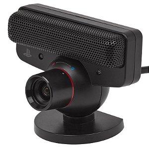 PlayStation Eye Câmera Seminovo - PS3