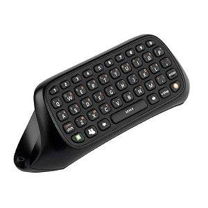 Chatpad Microsoft Preto Seminovo - Xbox 360