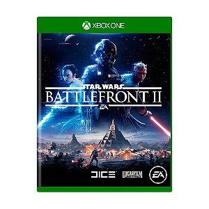 Star Wars: Battlefront II Seminovo - Xbox One
