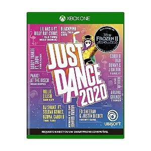 Just Dance 2020 Seminovo - Xbox One
