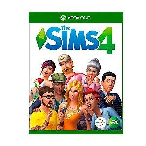 The Sims 4 Seminovo - Xbox One