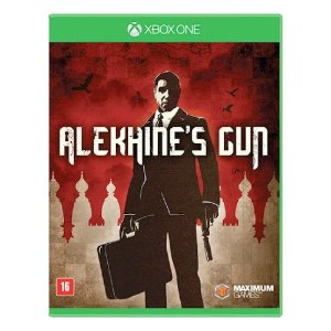 Alekhine's Gun Seminovo - Xbox One