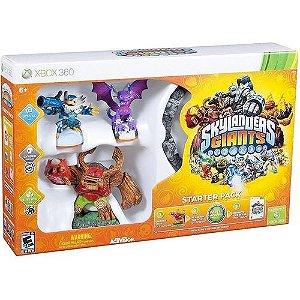 Skylanders Giants (Starter Pack) Seminovo - Xbox 360