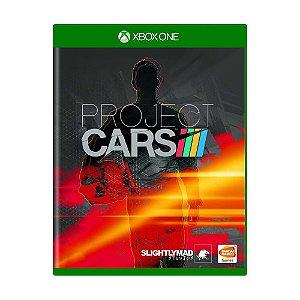 Project Cars Seminovo - Xbox One
