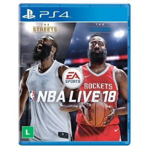 NBA Live 18 Seminovo - PS4