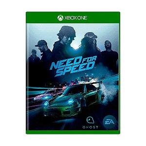 Need for Speed Seminovo - Xbox One