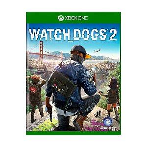 Watch Dogs 2 Seminovo - Xbox One