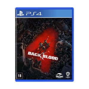 Back 4 Blood - PS4 com Brinde Exclusivo stop games