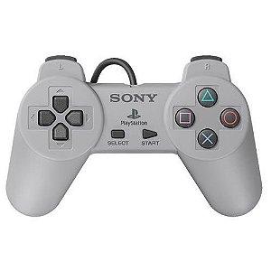 Controle Original USB Para Sony Playstation One Classic Mini