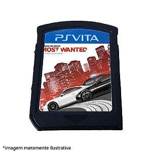 Need for Speed Most Wanted (SEM CAPA) Seminovo - PS Vita