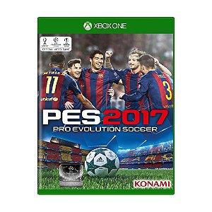 Pro Evolution Soccer 2017 Seminovo - Xbox One