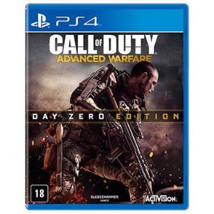 Call Of Duty Advanced Warfare – Edição Day Zero – PS4