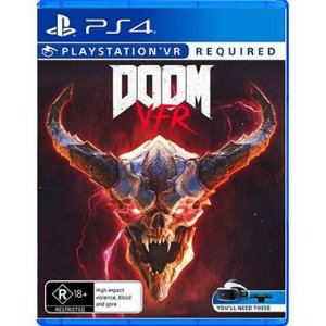 Doom VFR PS VR – PS4