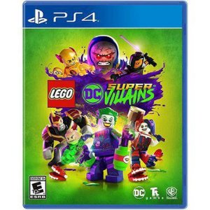 LEGO DC Super-Villains – PS4