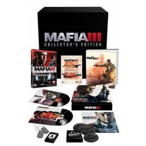 Mafia 3 Collector's Edition – PS4