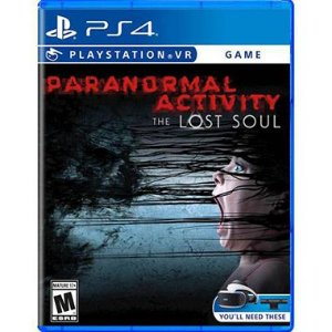 Paranormal Activity The Lost Soul PS VR – PS4