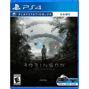 Robinson The Journey PS VR – PS4