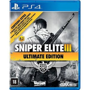 Sniper Elite 3 Ultimate Edition – PS4