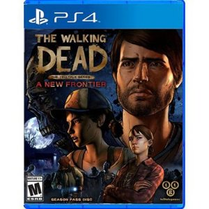 The Walking Dead A New Frontier – PS4