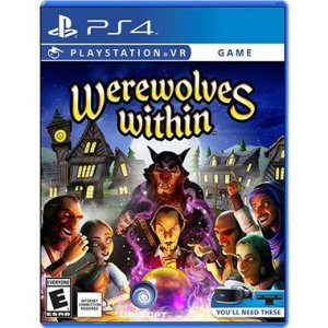 Werewolves Within PS VR – PS4