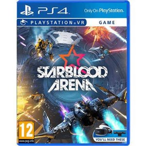 Starblood Arena PS VR – PS4
